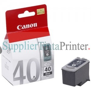 CANON Black Ink Cartridge CL-40
