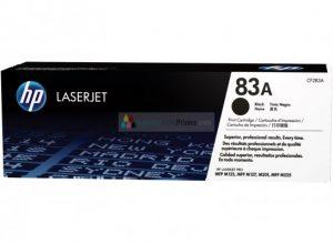 Black Toner HP 83A [CF283A]