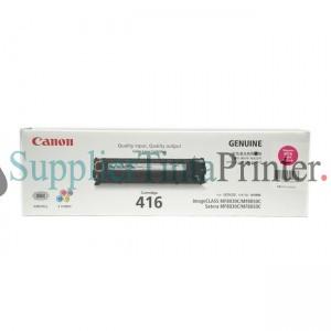 Toner Canon 416 Magenta