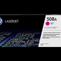 HP 508A Magenta Laserjet Toner Cartridge (CF363A)