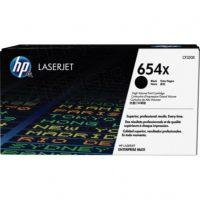 HP 654A Black Original LaserJet Toner