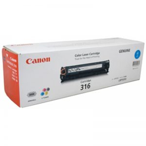 Toner Canon 316 Cyan