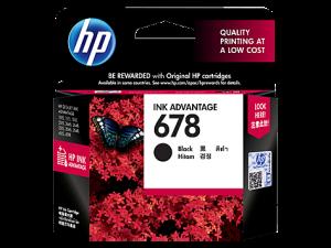 Tinta HP 678 Black