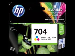 Tinta HP 704