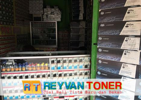 REYVAN TONER – TERIMA JUAL BELI TINTA BARU & BEKAS